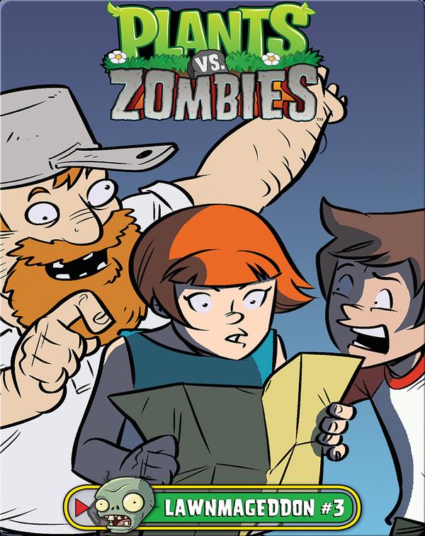 Plants vs. Zombies: Lawnmageddon 3