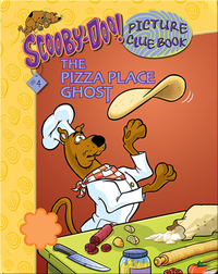 Scooby-doo! Picture Clue Books: The Pizza Place Ghost