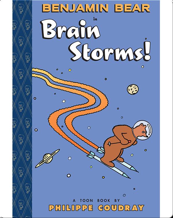 Benjamin Bear in Brain Storms! (TOON Level 2)
