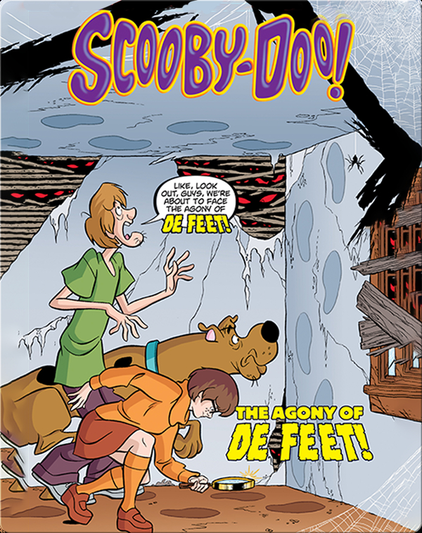 Scooby-Doo in the Agony of De Feet