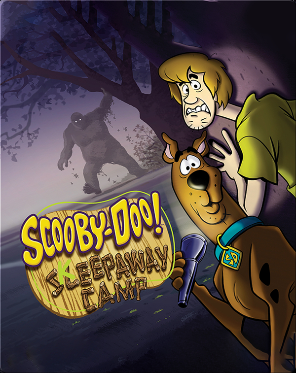 Scooby-Doo in Keepaway Camp