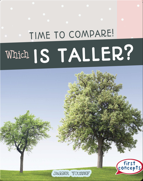 Time to Compare!: Which Is Taller?