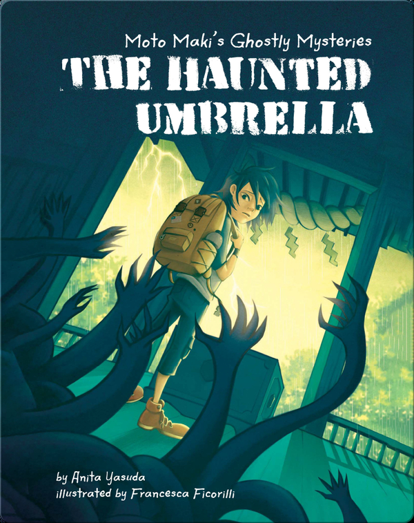 Moto Maki's Ghostly Mysteries: The Haunted Umbrella