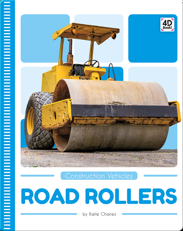 Construction Vehicles: Road Roller