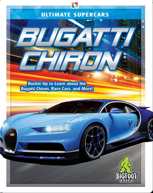 Ultimate Supercars: Bugatti Chiron
