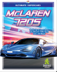 Ultimate Supercars: McLaren 720S