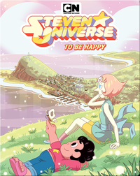 Steven Universe: To Be Happy Vol. 8