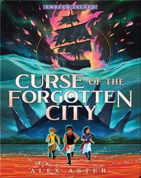 Emblem Island Book 2: Curse of the Forgotten City