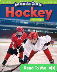 Spectacular Sports: Hockey: Counting