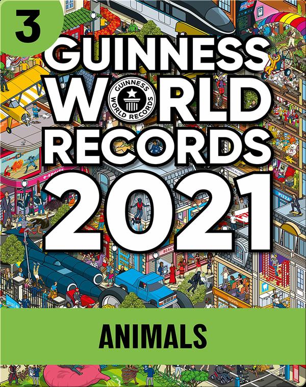 Guinness World Records 2021: Animals