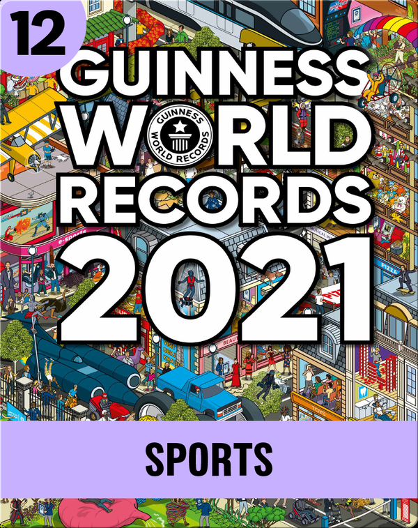 Guinness World Records 2021: Sports