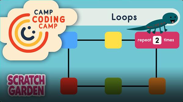 Camp Coding Camp: Loops
