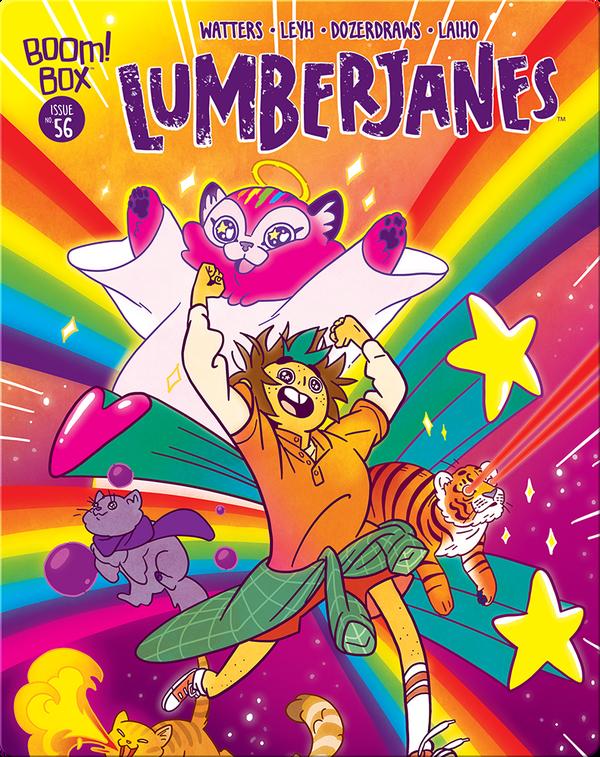 Lumberjanes No. 56