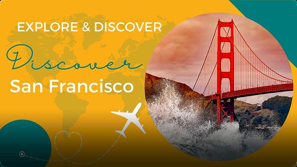 Adventure Family Journal: Explore San Francisco