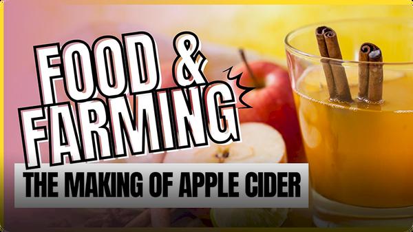 Adventure Family Journal: Let's Make Apple Cider