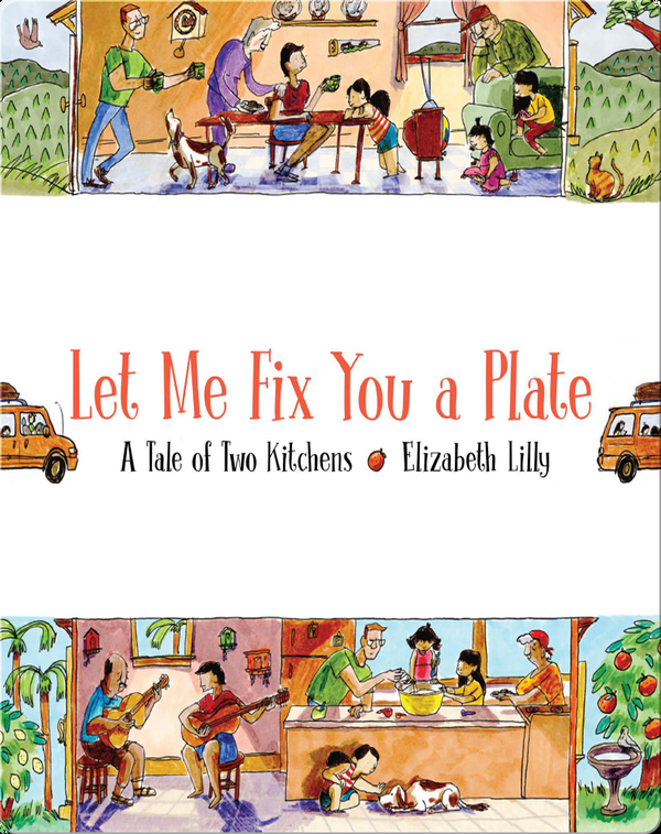 Let Me Fix You a Plate
