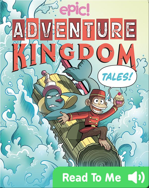 Adventure Kingdom Tales: Boss Monkey
