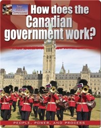 How Does the Canadian Government Work