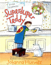 Superduper Teddy