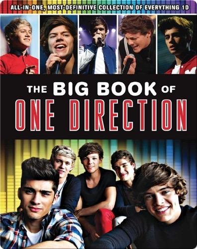 Big Book of One Direction