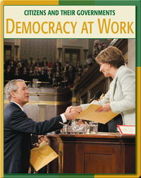 Citizens And Their Governments: Democracy At Work
