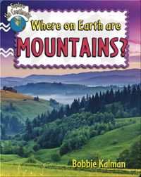 Where on Earth are Mountains?
