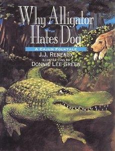 Why Alligator Hates Dog