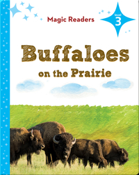 Magic Readers: Buffaloes on the Prairie