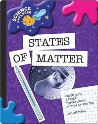 Science Explorer: States Of Matter