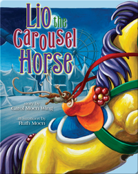 Lio The Carousel Horse