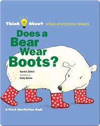 Does A Bear Wear Boots?