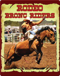 All About The Rodeo: Rodeo Bronc Riders