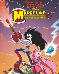 Adventure Time: Marceline and the Scream Queens