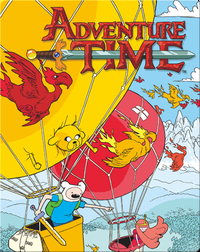 Adventure Time Vol. 4