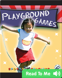 Sports For Sprouts: Playground Games