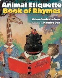 The Animal Etiquette Book of Rhymes