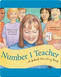 Number 1 Teacher: A School Counting Book