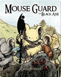 Mouse Guard Vol. #3: The Black Axe