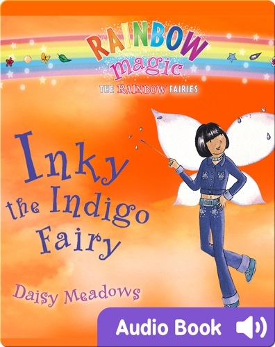 Rainbow Magic #6: Inky the Indigo Fairy