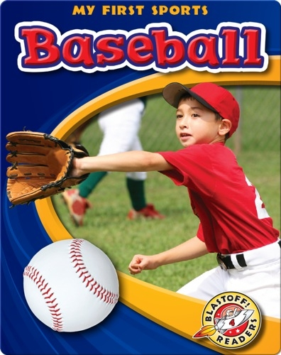 My First Sports: Baseball
