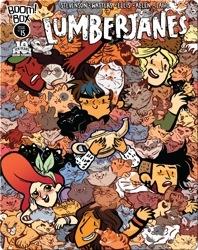 Lumberjanes #15