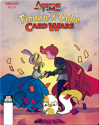 Adventure Time: Fionna & Cake Card Wars #3