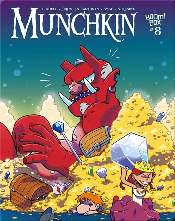 Munchkin #8