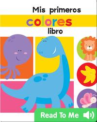 Mis primeros colores libro