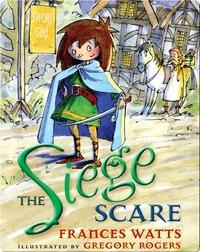 Sword Girl #4: The Siege Scare