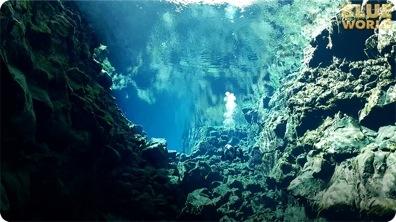 Jonathan Bird's Blue World: Silfra Iceland