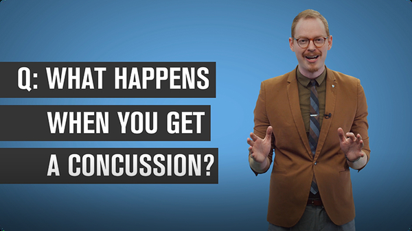 What Happens When You Get a Concussion?