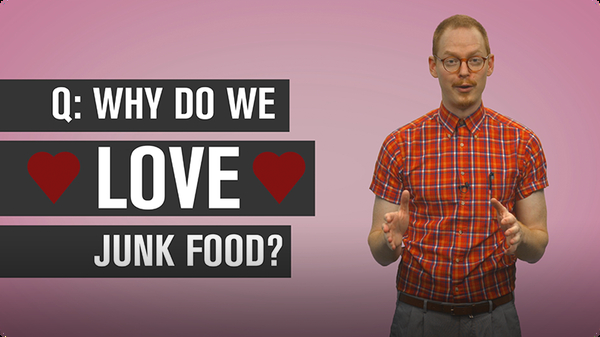 Why Do We Love Junk Food?