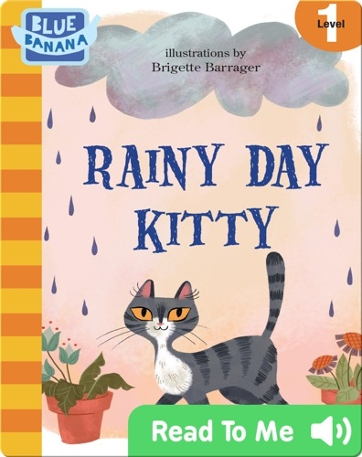 Rainy Day Kitty