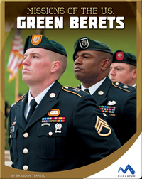 Missions of the U.S. Green Berets